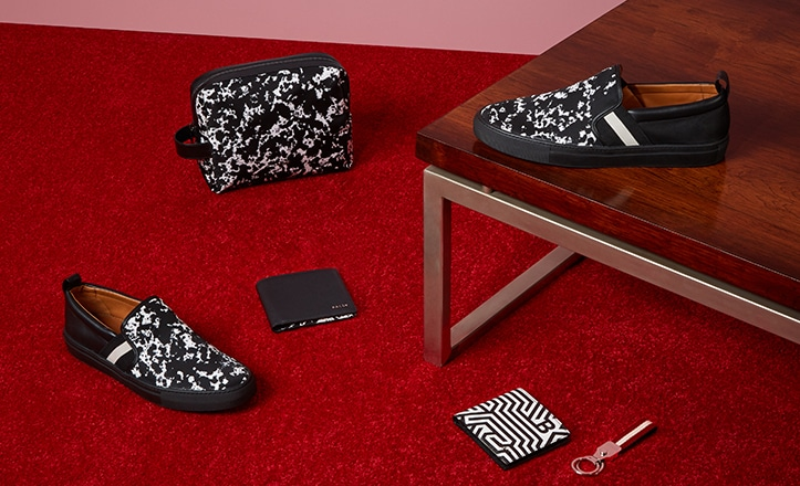 GIFTS FOR HIM · Explore Bally