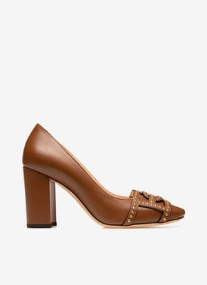BRAUN CALF Pumps - Bally