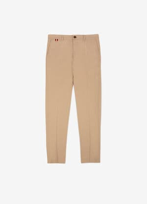 BEIGE MIX POLY./COTTON Pantalones - Bally