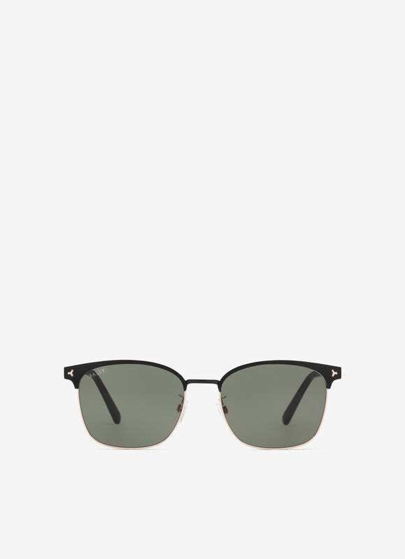 NEGRO METAL Gafas - Bally