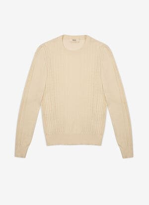 NEUTRAL MIX COTTON Knitwear - Bally