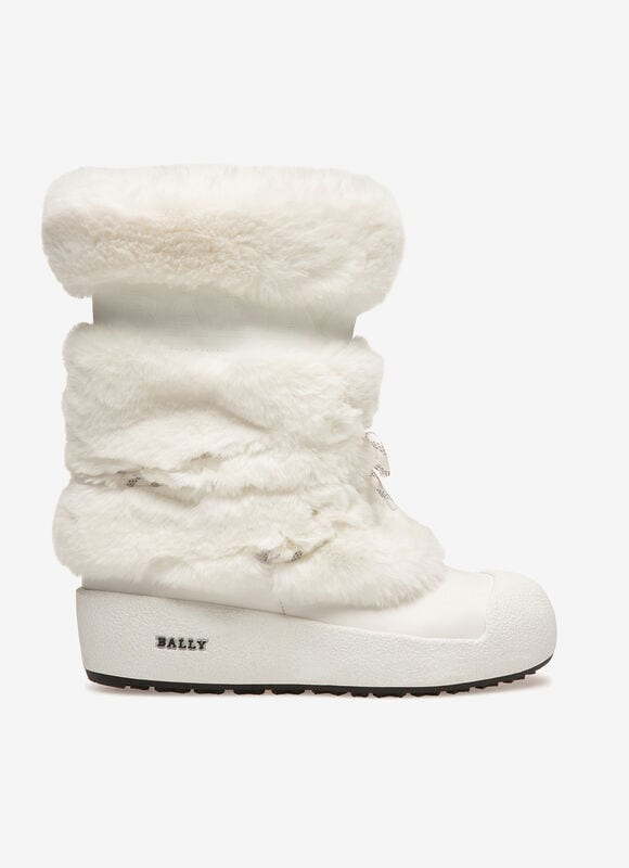 BLANCO CALF Botas - Bally
