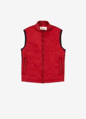 ROUGE POLYESTER Outerwear - Bally