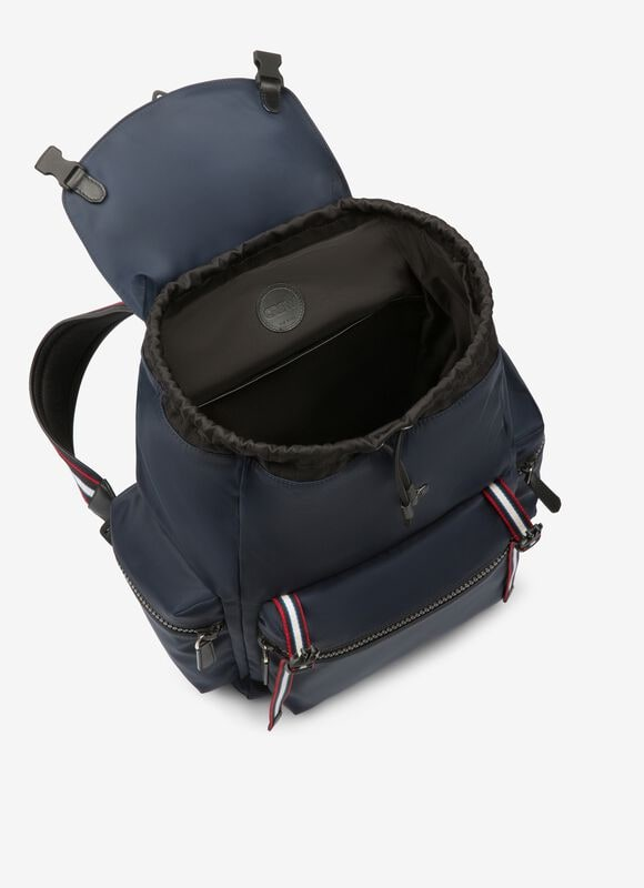 AZUL NYLON Mochilas - Bally