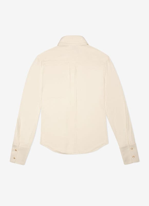 NEUTRAL MIX VISC/SILK Tops - Bally