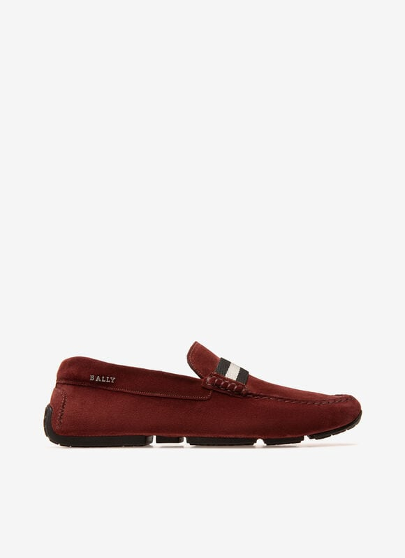 BURGUNDY CALF Shoes - Bally