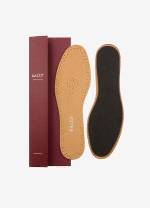 BEIGE LEATHER Shoe Care - Bally