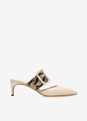 WEIß GOAT Pumps - Bally