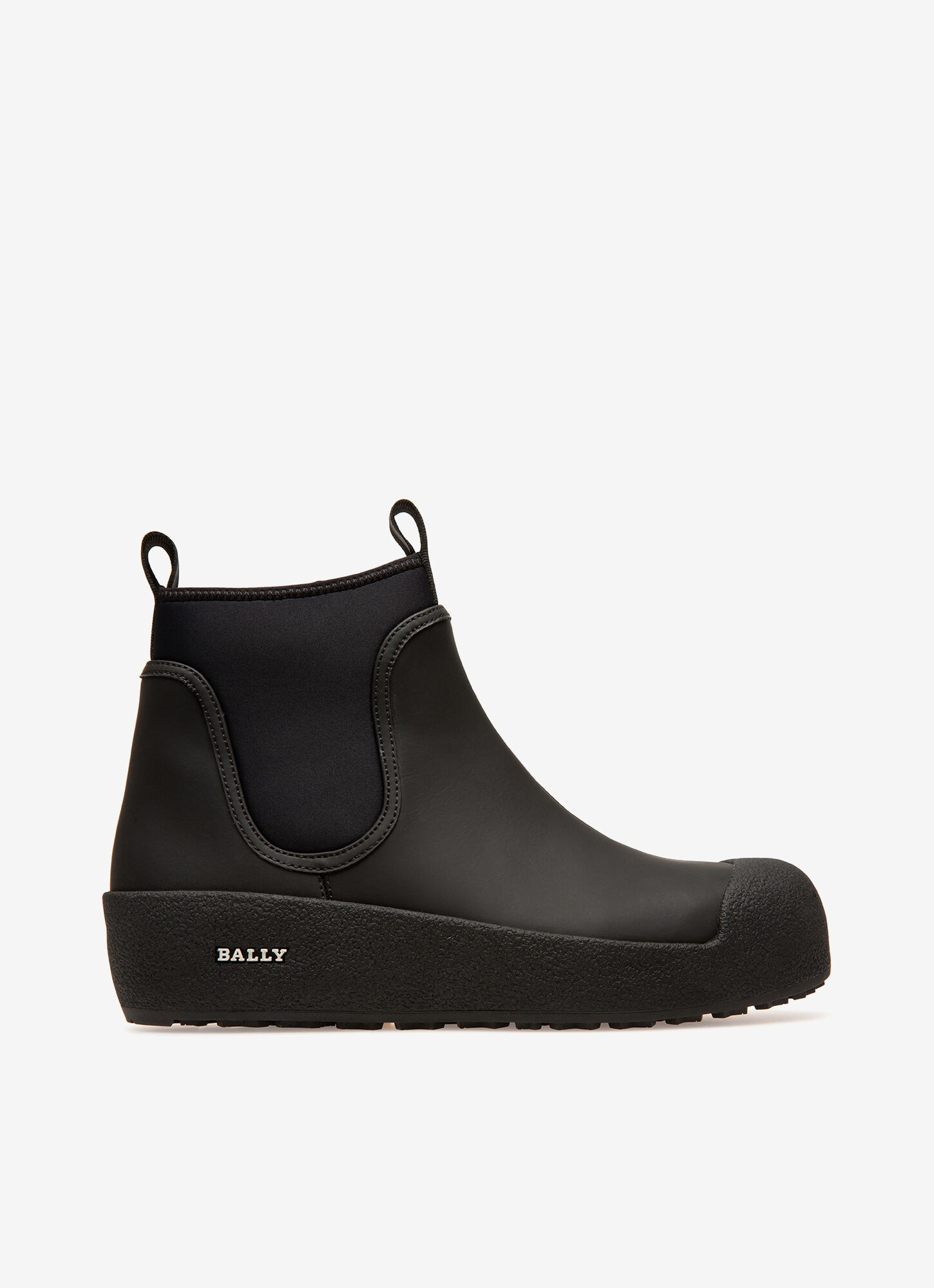Gadey  Womens Boots   Black Leather   Bally