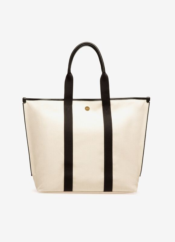 BROWN FABRIC Bags - Bally