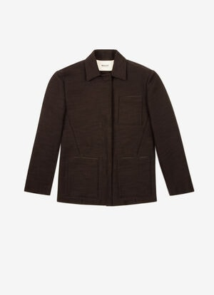 NOIR COTTON Outerwear - Bally