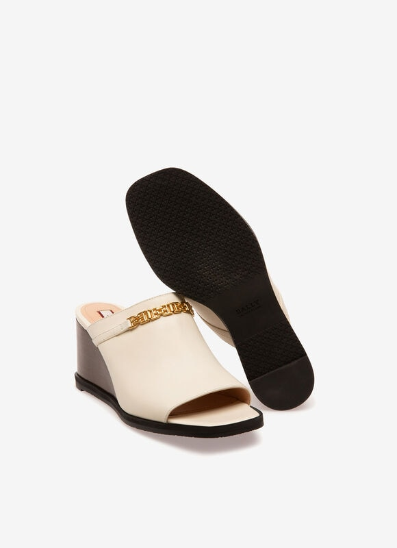 BLANCO CALF Sandalias - Bally
