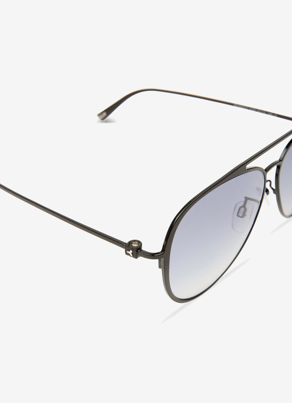 BLACK METAL Sunglasses - Bally