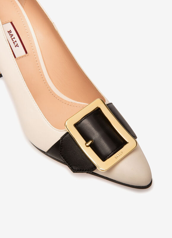 BLANC SHEEP Souliers - Bally