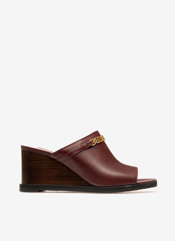 BORDEAUX CALF Souliers - Bally