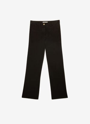 NEGRO COTTON Pantalones - Bally