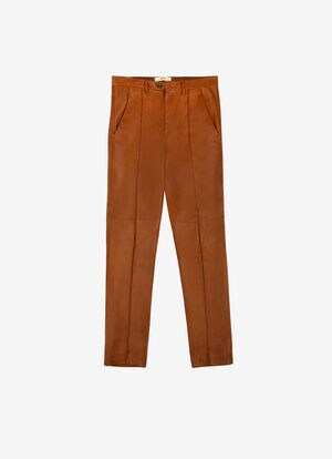 MARRóN CALF Pantalones - Bally
