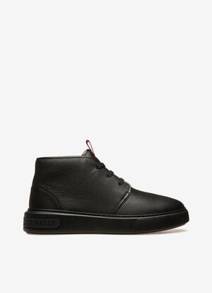 NOIR GOAT Sneakers - Bally