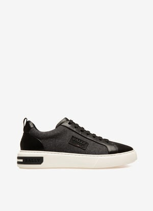 GRAU MIX SYNT Sneaker - Bally