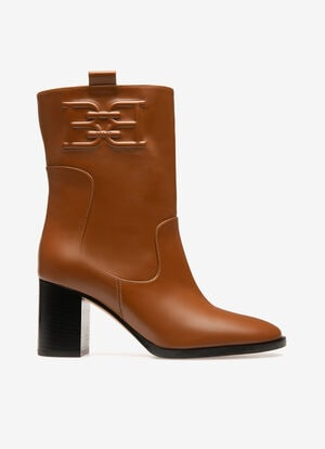 MARRóN CALF Botas - Bally