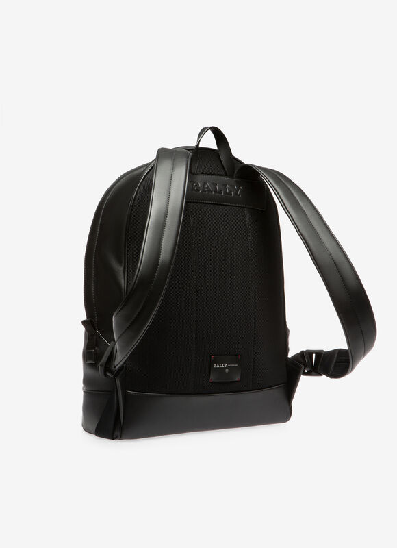 BLACK BOVINE Backpacks - Bally