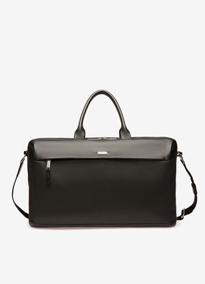 NEGRO MIX COTTON/SYNT Bolsos de viaje - Bally