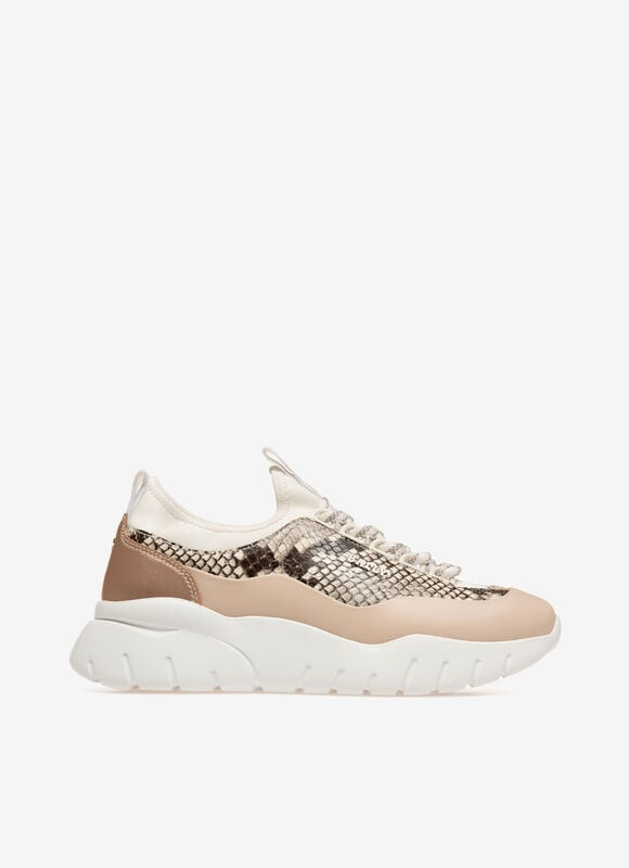 GRIS GOAT Sneakers - Bally