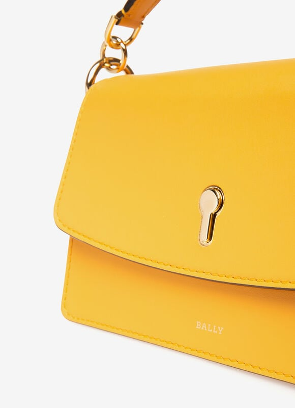 AMARILLO CALF Bandoleras - Bally
