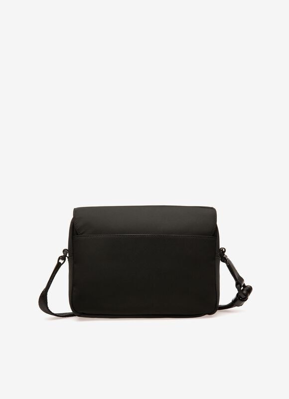 NOIR FABRIC Sacs messenger - Bally