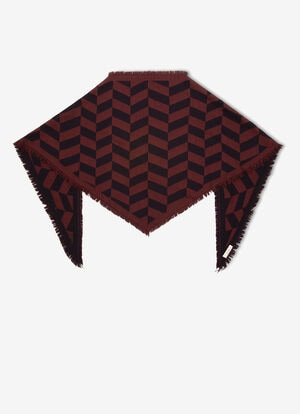 MULTICOLOR MIX CASHMERE Scarves - Bally