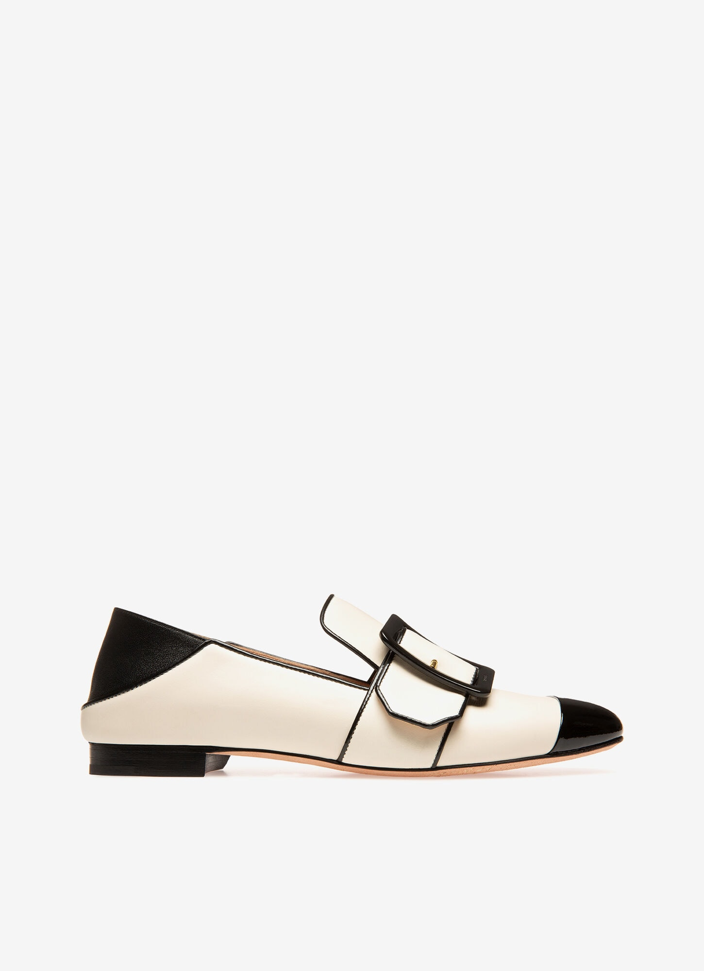 Janelle| Womens Loafers | Bone Leather