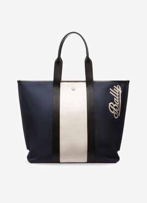 AZUL FABRIC Bolsos grandes - Bally