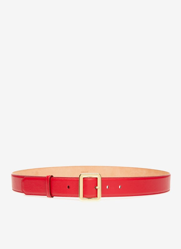 ROUGE CALF Ceintures - Bally