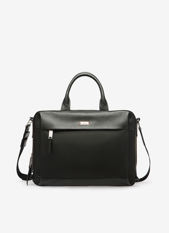 NEGRO MIX COTTON/SYNT Bolsos de trabajo - Bally