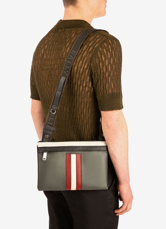 MULTICOLOR BOVINE Messenger Bags - Bally