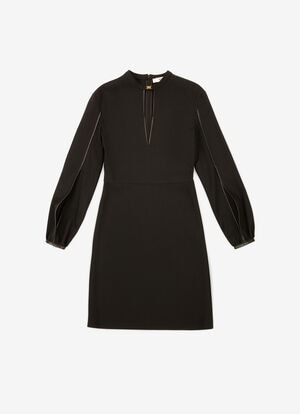 NOIR MIX VISCOSE Robes et Jupes - Bally