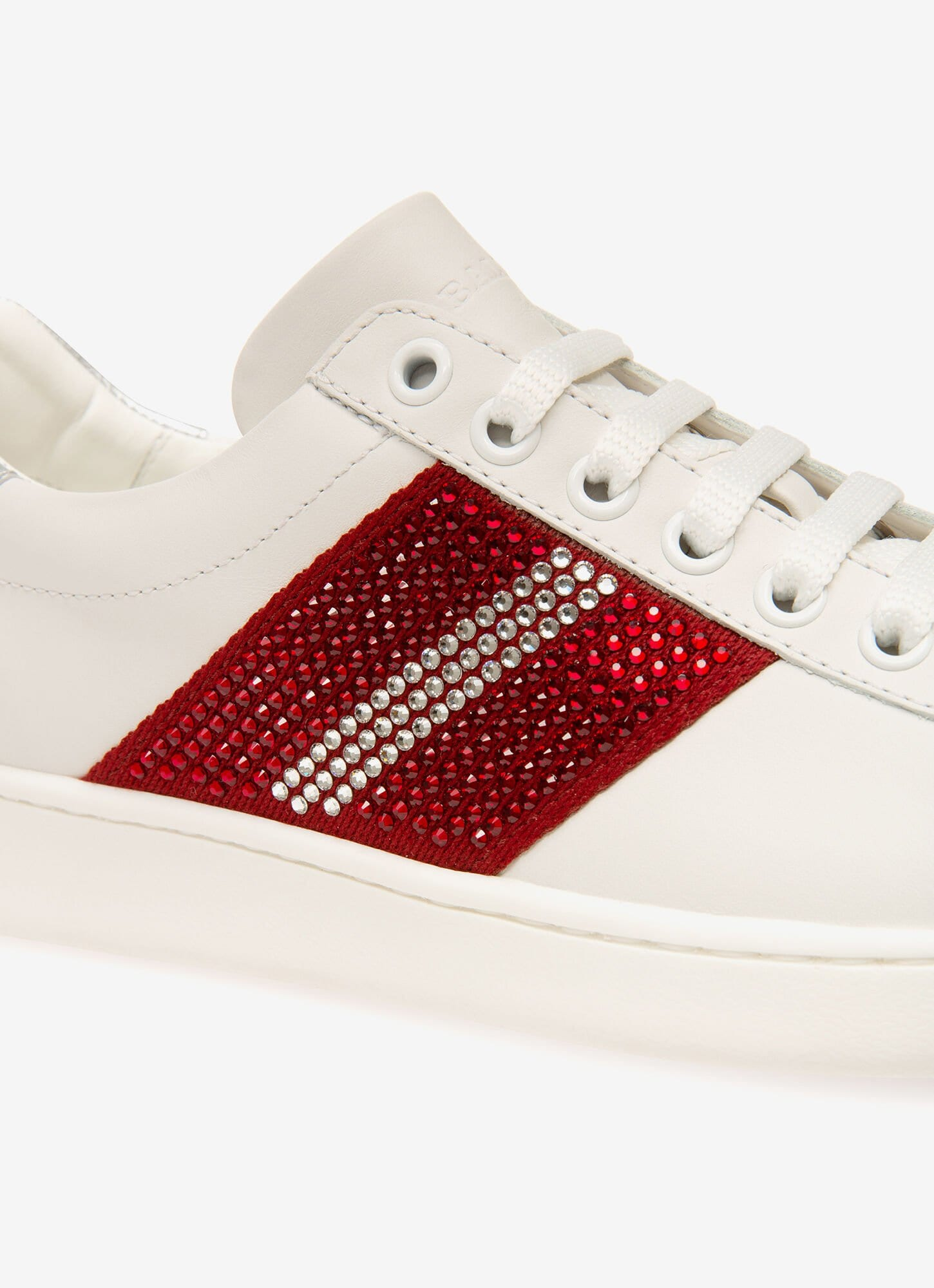 Wiera| Womens Sneakers | White Leather