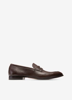 MARRóN DEER Mocasines y loafers - Bally