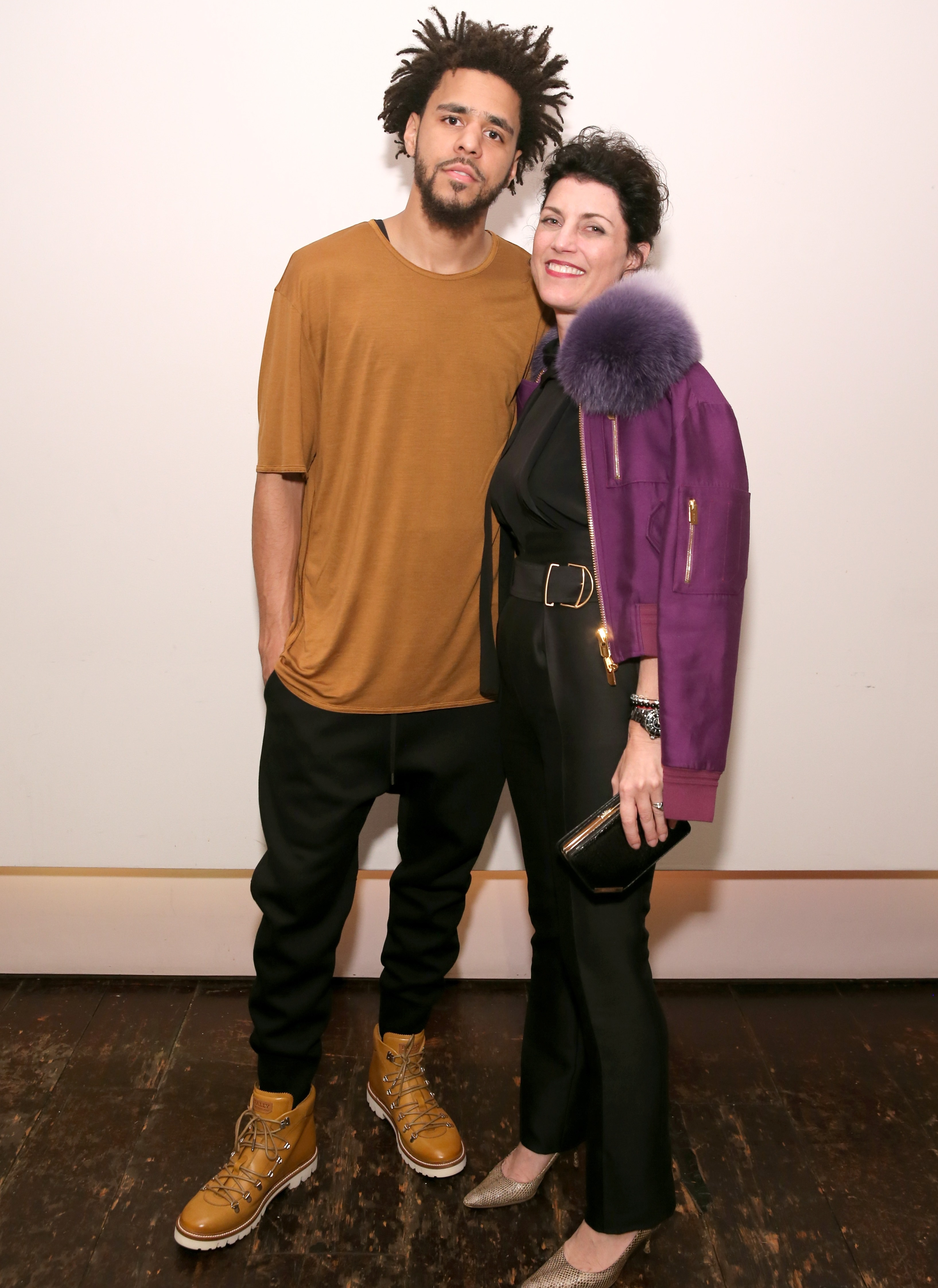 J. Cole and Claudia Cividino