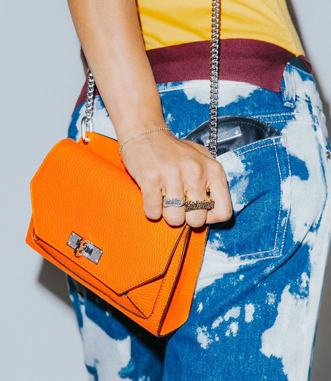 Vashtie and her Suzy bag