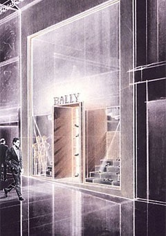 Andree Putman for Bally